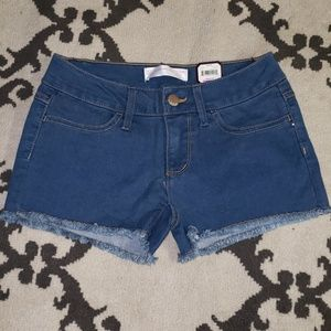 NoBo Jean Shorts